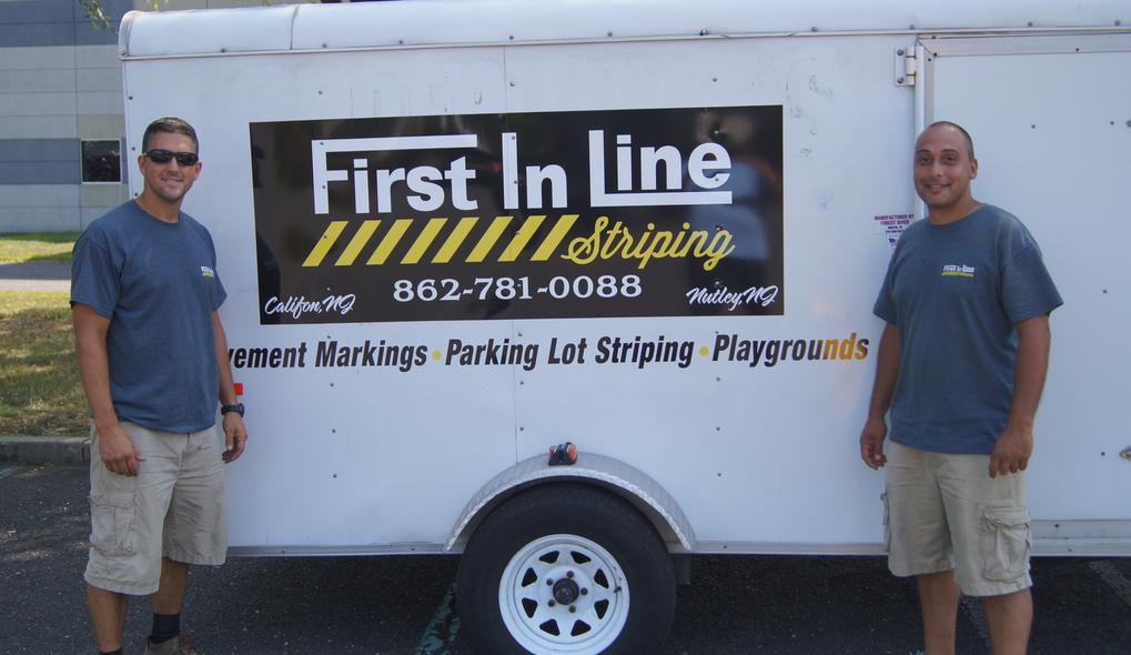 line striping owners